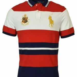 Polo Ralph Lauren Men's Classic-Fit Crest Logo 132